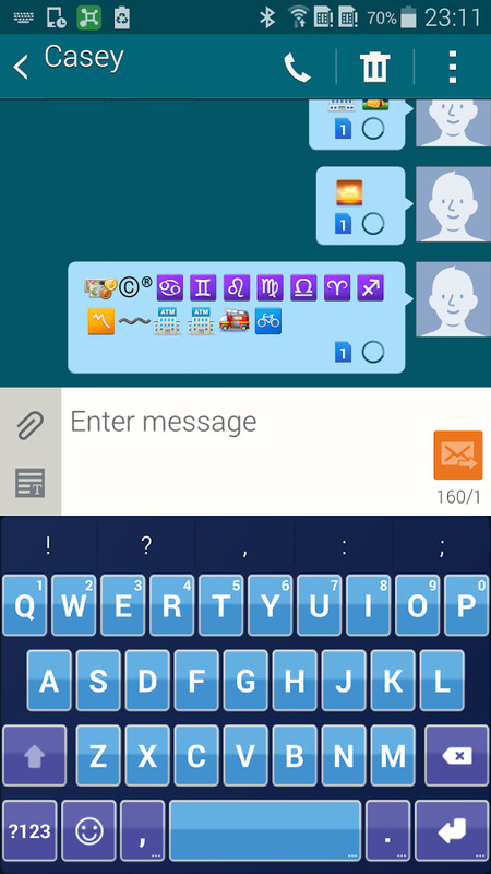 How to Enable the Emoji Emoticon Keyboard in iOS