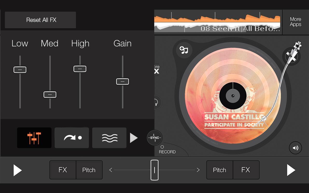 Edjing Dj Music Mixer Studio Apk Free Android App Download Appraw