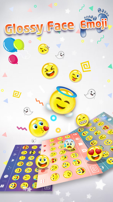 Emoji Keyboard &hearts