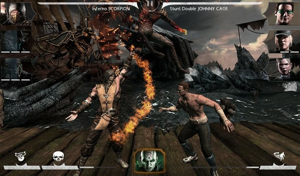 mortal kombat android game download