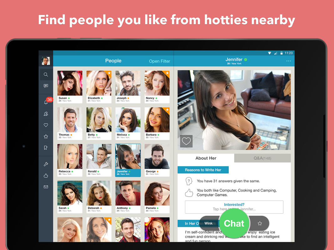 Find local singles app