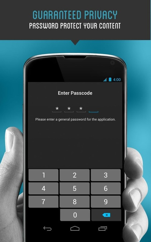 Android folder lock apk free download manager