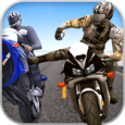 Bike Attack Race : Stunt Rider Icon