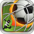 Stickman Freekick Soccer Hero Icon