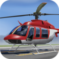 Helicopter Landing Simulator Icon