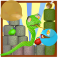 Snake vs Monsters-Best Snake Icon