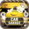 Car Garage Fun Icon