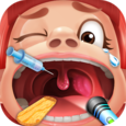 Little Throat Doctor Icon