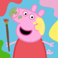 Peppa's Paintbox Icon