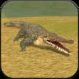 Wild Crocodile Simulator 3D Icon