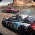 Police vs Crime Driver Icon