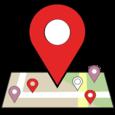 GO Map - For Pokemon Icon