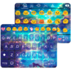 Star Galaxy Emoji Keybaord Icon