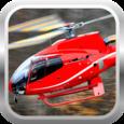 Air Ambulance Flying Simulator Icon