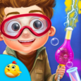 Kid Science Amazing Experiment Icon