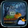 Halloween Weather Widget Theme Icon