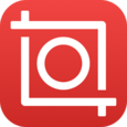 No Crop Video Editor Instagram Icon