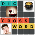 Pic Crossword puzzle game free Icon