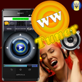 WWTuner Radio Player & Tuner Icon