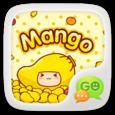 GO SMS MANGO ANIMATED STICKER Icon