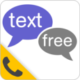 Text Free: Calling Texting App Icon