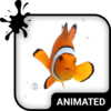 Clown Fish Animated Keyboard Icon
