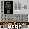 FalloutCrafter Addon MCPE Mod Icon