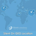 Silent On GEO Locations Icon