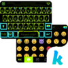 Neon Light Emoji Kika Keyboard Icon