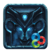 Haunted Forest GO Launcher Icon