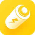 Yellow Battery Icon