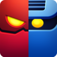 The Bot Squad: Puzzle Battles Icon