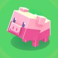 Piglet Panic Icon