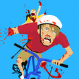Happy Bicycle Challenge Icon
