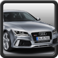 Speed Parking 4D Icon