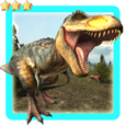 Dinosaur Sniper Hunter Icon