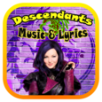 Descendants Music & Lyrics Icon