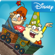 The 7D Mine Train Icon