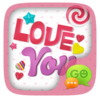 (FREE) GO SMS LOVE YOU THEME Icon