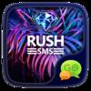 (FREE) GO SMS RUSH THEME Icon
