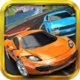 Turbo Racing 3D Icon