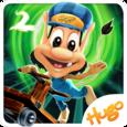 Hugo Troll Race 2. Icon