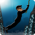 Spider Man Fly Icon