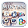 Winter GO Launcher Theme Icon
