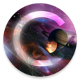 VR Cosmic Roller Coaster Icon