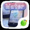 Water GO Keyboard Theme Icon