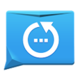 SMS Backup & Restore (Kitkat) Icon