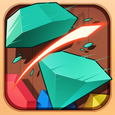 Slashing Gems 3D Icon