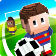 Blocky Soccer Icon
