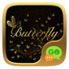 FREE-GO SMS BUTTERFLY II THEME Icon